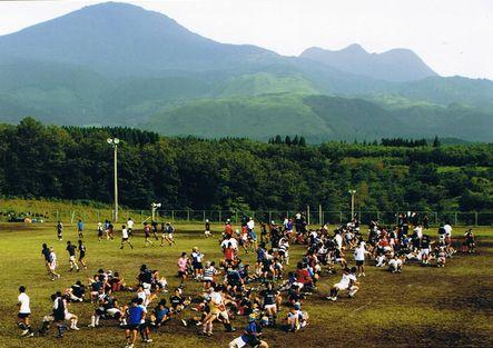 七夕を機に。久住高原から福島を応援しようと委員会発足。