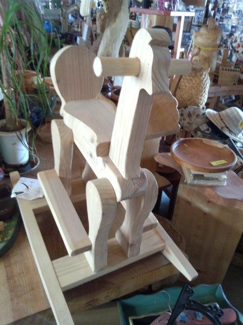 木工品、受注生産も開始。 ウッドストリート