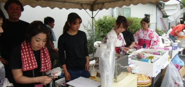この夏の締め、ボイコン&和らび祭り